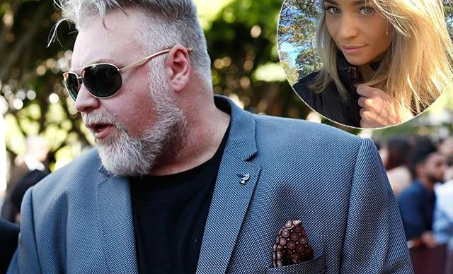 EXCLUSIVE: Kyle Sandilands is dating his brother's ex-girlfriend