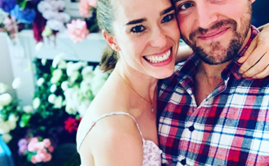 The Wiggles' Emma Watkins responds after her ex Lachlan Gillespie announces engagement to Dana Stephenson