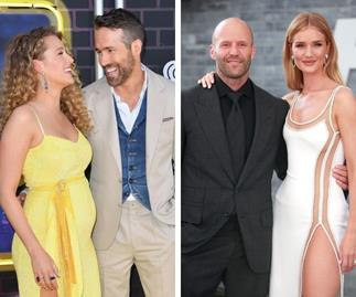 Age is just a number! Hot celebrity couples with the biggest age gaps