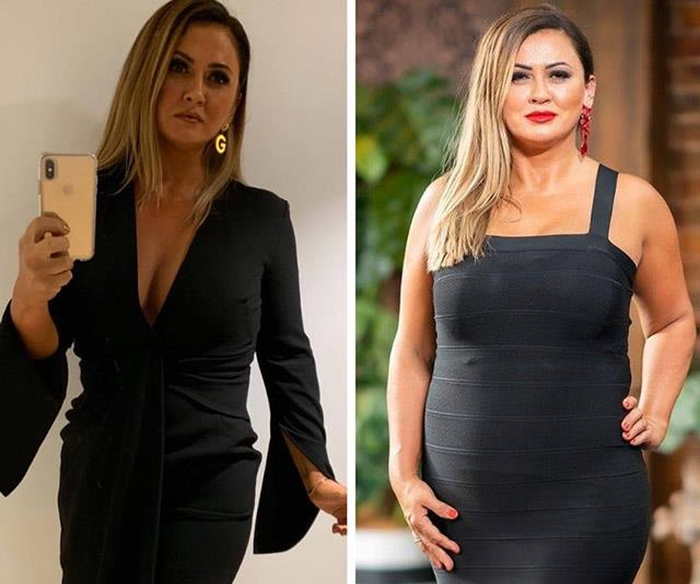 Married At First Sight's Mishel confesses she gained 13kg while filming the show