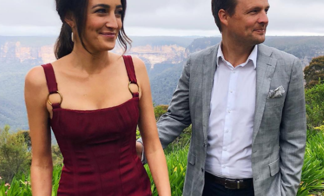 Inside House Rules star Abbey Way's fairytale romance with Sky Racing's Ben Way