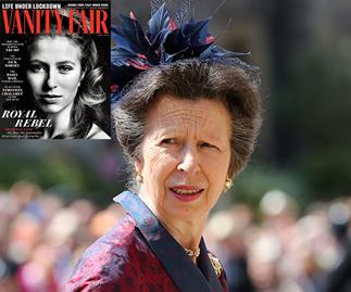 Princess Anne gives a rare new interview to mark her 70th birthday, talks leadership, legacy & her family