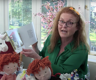 Sarah Ferguson launches a YouTube channel amid coronavirus - and she's putting it to good use
