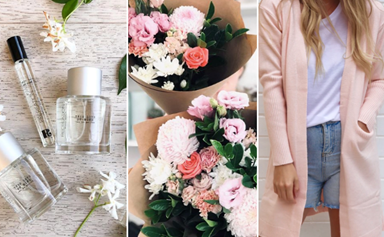 Treat mum on Mother's Day AND support small businesses with these unique gift ideas