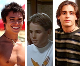 Be still our teenage hearts! Where are your childhood TV crushes now?
