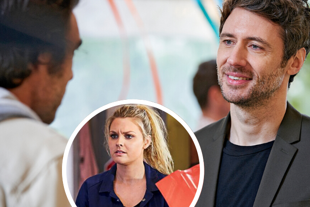 """""""Is he my father?"""" Home And Away's Ziggy questions Maggie over shock paternity scandal"""