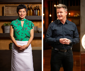 EXCLUSIVE: MasterChef's Poh Ling Yeow reveals the truth about her and Gordon Ramsay