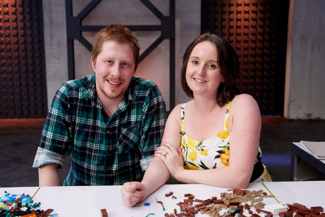 """""""Building bricks saved my life"""": Lego Masters' Tim was told he had three weeks to live after a brain tumour diagnosis"""