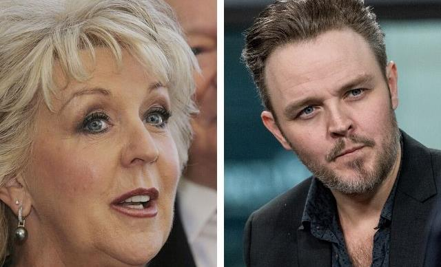 EXCLUSIVE: Patti Newton begs her troubled son Matthew to move home to Australia