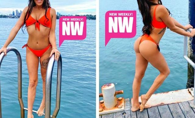 EXCLUSIVE PHOTOS: MAFS' Natasha Spencer shows off 10kg weight loss in new bikini pics