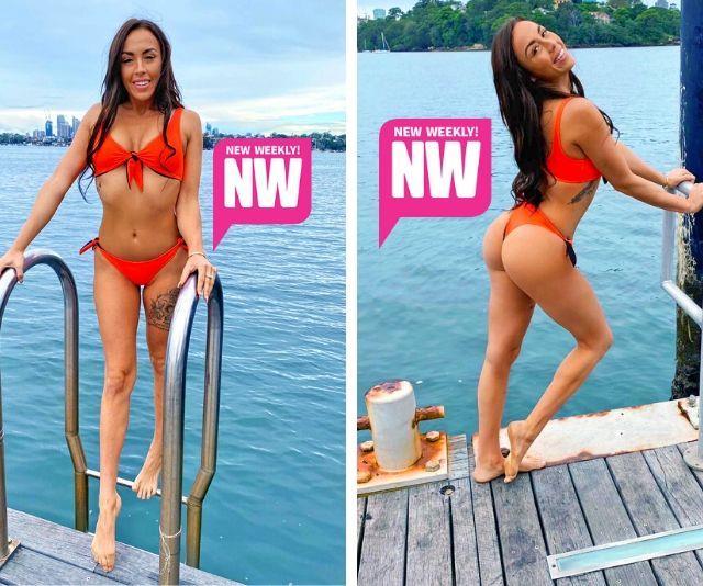 EXCLUSIVE PHOTOS: MAFS' Natasha Spencer shows off 10kg weight loss in new bikini pics