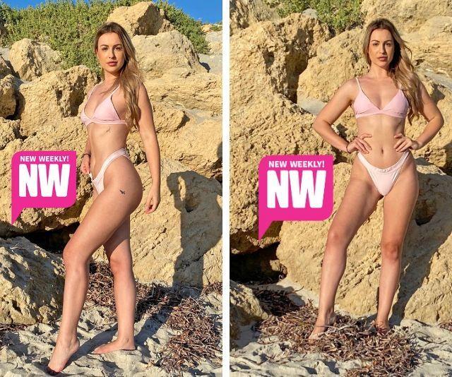 EXCLUSIVE PICS: MAFS' Aleks Markovic shows off her revenge body in bikini photoshoot