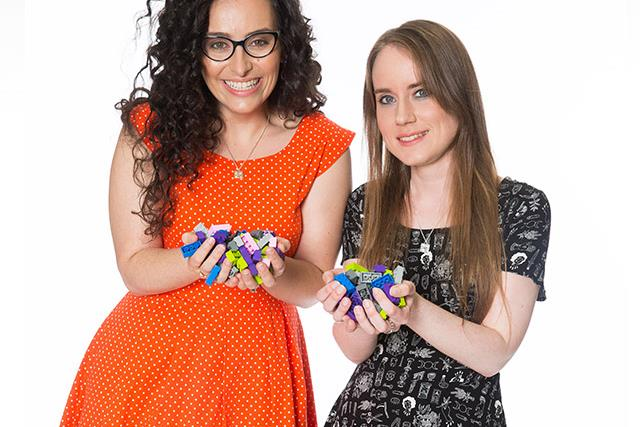 EXCLUSIVE: LEGO Masters' Annie suffered a rare brain infection and didn't think she'd live past her 18th birthday