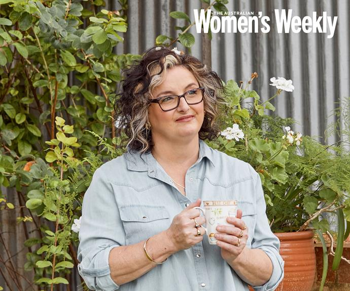 EXCLUSIVE: The original Aussie MasterChef Julie Goodwin shares her mental health struggles