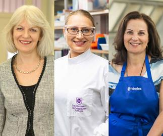 Meet the Aussies heroes doing great work helping fight the coronavirus pandemic