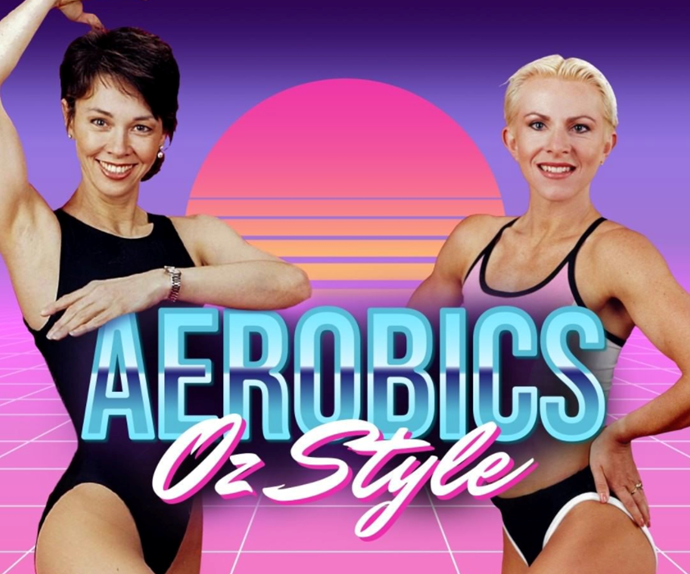 '80s TV show Aerobics Oz Style is returning to our screens to gift us the perfect nostalgic isolation workout