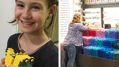 Lego Masters has inspired Aussies to start making Lego again - and we're not crying, you're crying!