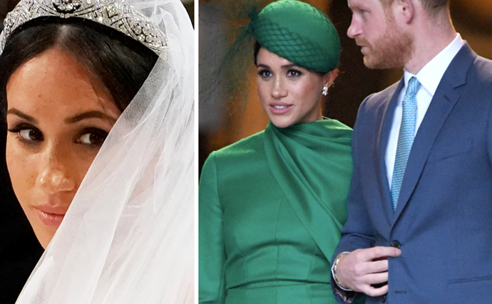 Duchess Meghan & Prince Harry's heartbreaking, pleading texts to Thomas Markle on the eve of their wedding revealed in court documents