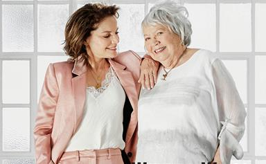 EXCLUSIVE: Wentworth star Sigrid Thornton and mum Merle share their special bond