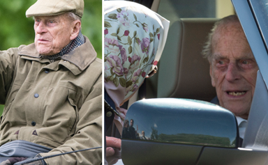 Prince Philip comes out of retirement to issue a rare public statement about COVID-19