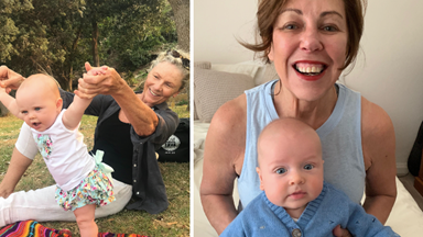 """""""It's the most natural thing in the world to hug someone, now that's changed"""": The painful reality of being a grandparent during COVID-19"""