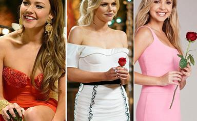 Roses at the ready: A definitive ranking of all the Australian Bachelorettes