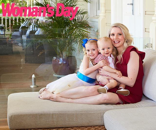 Mum's the word! The cutest photos of Nikki Webster and her kids Skylah and  Malachi