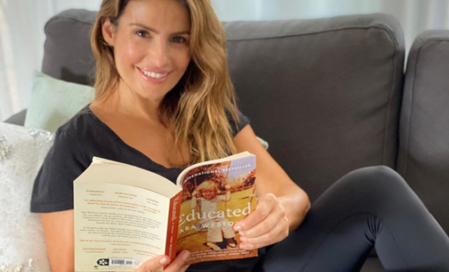 EXCLUSIVE: Home And Away's Ada Nicodemou shares the books you must read in isolation and reveals how she's keeping busy