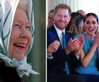 Tributes flow for Queen Elizabeth as she celebrates her 94th birthday - and a very special video call from Meghan and Harry tops it off
