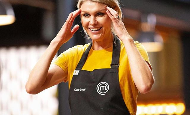 EXCLUSIVE: MasterChef's Courtney admits she was terrified of the old judges and spills on her wedding plans