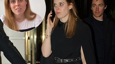 Princess Beatrice shares video message for her first appearance since her royal wedding was postponed
