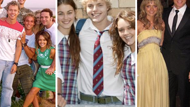 Was this Home & Away's hey-day? Stars of the show from the noughties era share their best throwback pictures
