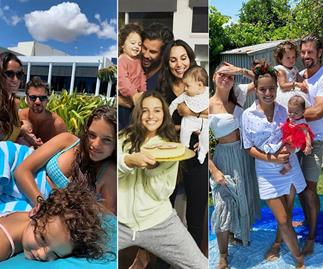 The Bachelor's Sam Wood and his gorgeous girls' best family photos