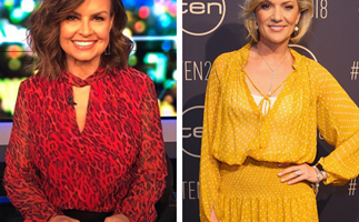 EXCLUSIVE: Inside Lisa Wilkinson and Sandra Sully's carpark war