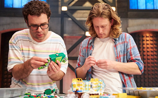 EXCLUSIVE: Lego Masters' Trent Cucchiarelli spills on his toy collecting obsession