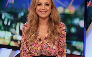 EXCLUSIVE: Carrie Bickmore reveals how she's been adapting to the coronavirus on The Project and at home
