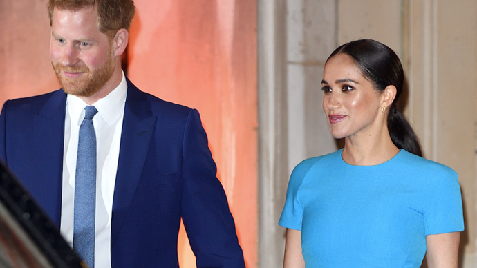 Harry & Meghan are only leaving the house for one reason amid the COVID-19 lockdown - and it's not for grocery shopping