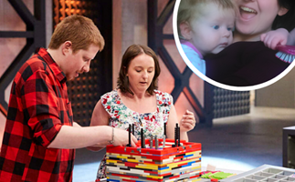 LEGO Masters' Tim and Dannii had two miracle babies after doctors gave them a 1 per cent chance of being able to conceive