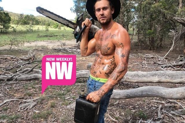 """EXCLUSIVE: MAFS and I'm A Celeb's Ryan Gallagher says """"I'm a farmer now, and want a wife!"""""""