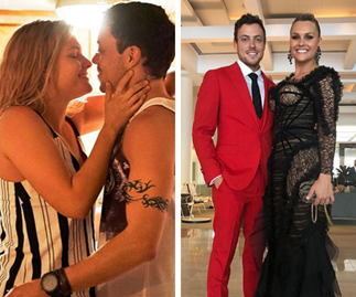 From reel life to real life: Home and Away stars Patrick O'Connor and Sophie Dillman's relationship in pictures