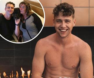 "EXCLUSIVE: Too Hot to Handle's Aussie star Harry says his ""Mum told me to shag everyone!"""