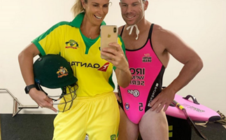 Dave and Candice Warner just took on the Flip the Switch challenge – and is it the best one yet?