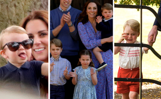 Royals doing normal things: A retrospective at how Wills & Kate's family is, funnily enough, just like the rest of us