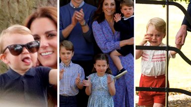 Royals doing normal things: A jarring retrospective at how Wills & Kate's family is, funnily enough, just like the rest of us