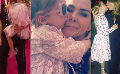 Former Home and Away star Kate Ritchie scored the role of a lifetime as mum to daughter Mae
