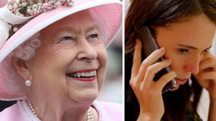 The Queen made a surprise phone call to New Zealand PM Jacinda Ardern and the result was nothing short of perfect