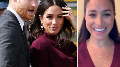 Duchess Meghan makes a surprise video call to an unsuspecting woman just before her job interview