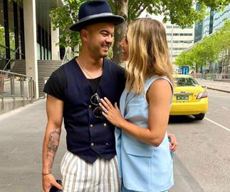 He put a ring on it! Guy and Jules Sebastian share the sweet story behind how The Voice coach proposed