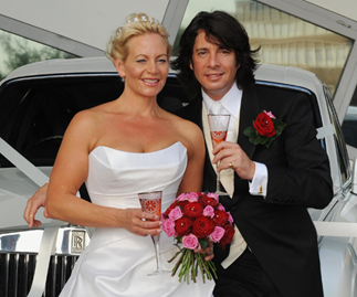 Still going strong! Inside House Rules judge Laurence Llewelyn-Bowen's 30-year marriage to wife Jackie