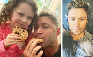 Michael Clarke divides fans over controversial Instagram post as he debuts new breakover hairstyle
